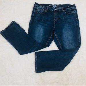 Hydraulic Nolita mid rise curvy denim jeans